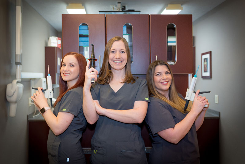 Steckelberg Dental Staff Photo